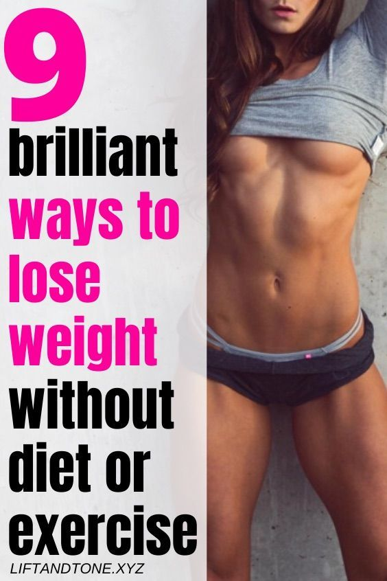 9 brilliant ways to slim down without diet or exercise | ways to lose weight | healthy eating to los...