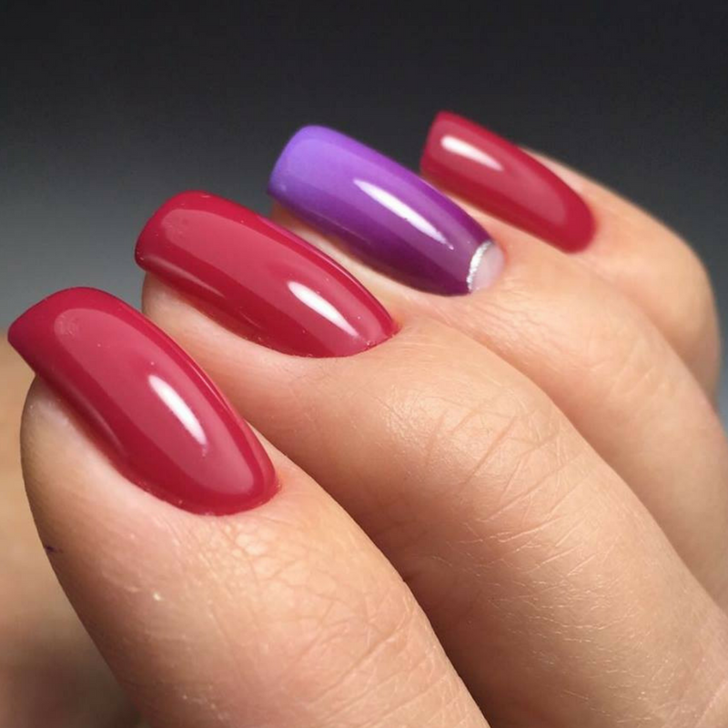 How To Apply Gel Nail Polish Perfectly Step By Step Guide Gel Manicure At Home Gel Manicure Manicure At Home