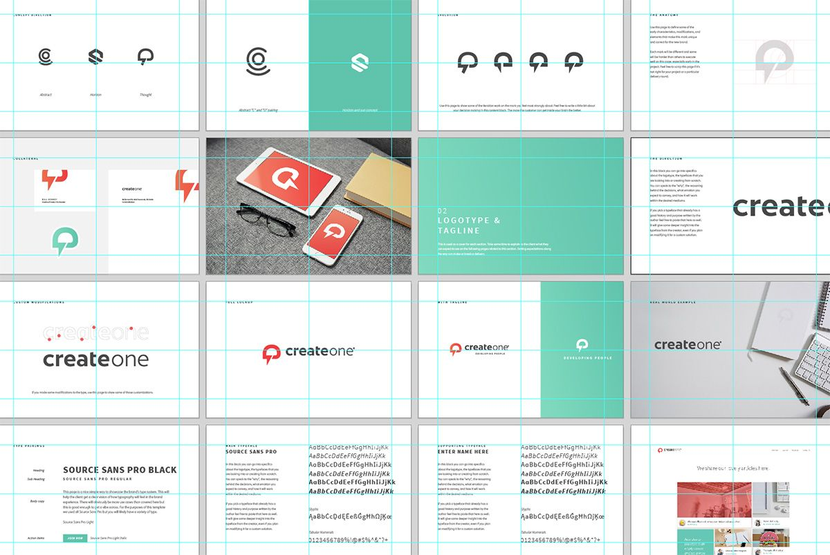 Branding Delivery Template for just $56 from Sidecar | Website Guru ...