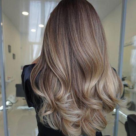 fabulous hair color ideas for medium long hair  ombre