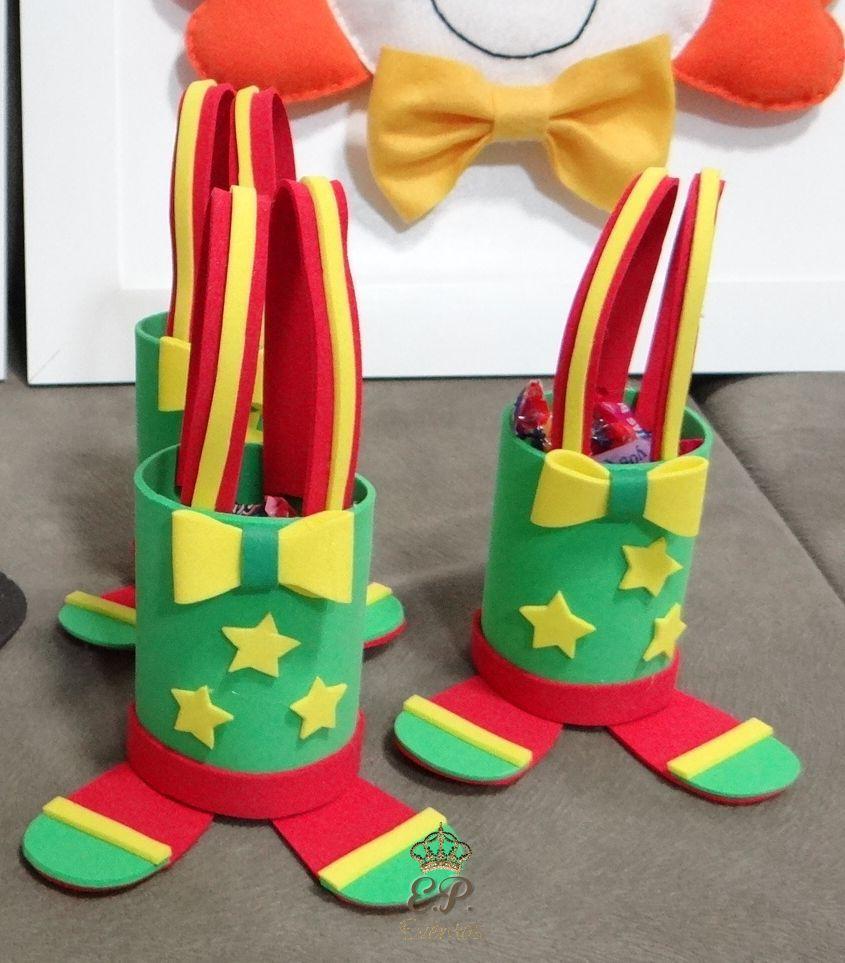 Exclusivè Partie: Cenário Festa Circus do João Pedro!
