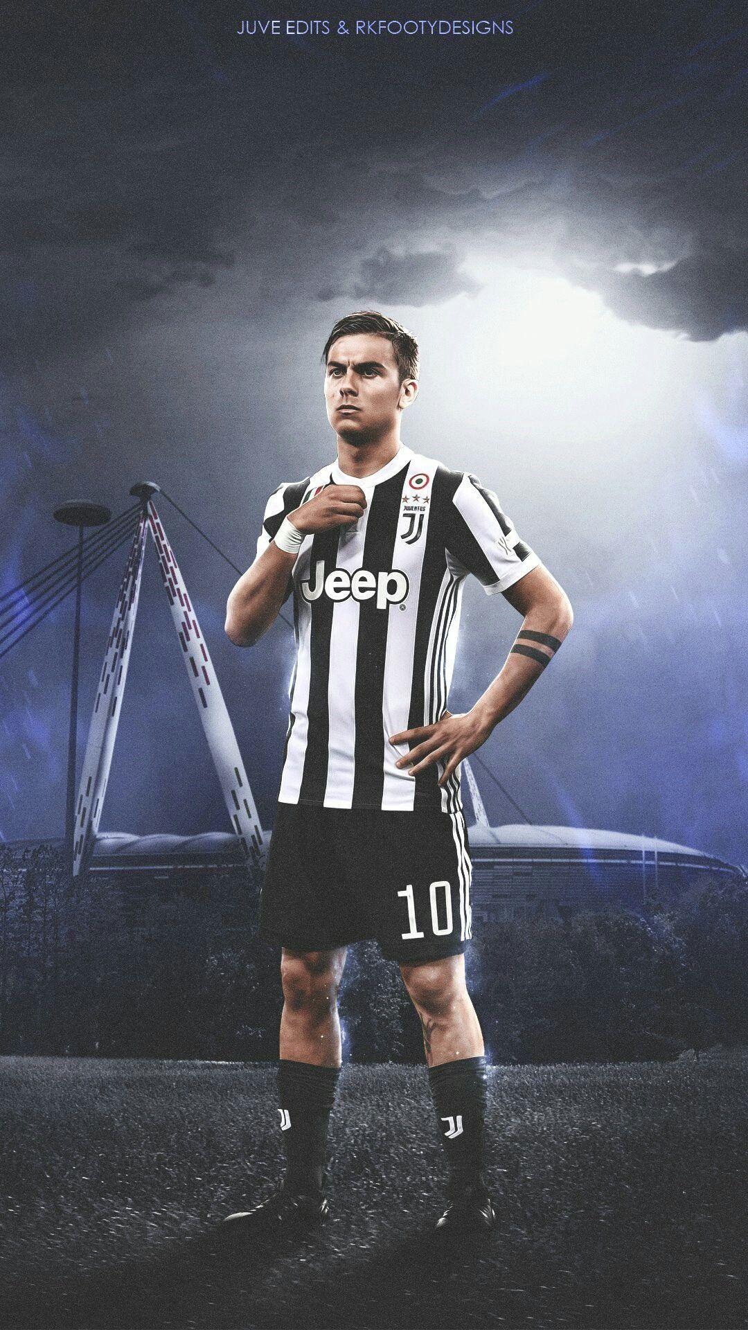 Paulo Dybala Wallpapers Hd Tachos Futbol Imágenes De