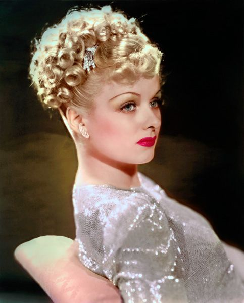 Actress Constance Bennett 1930s Movie Star Hollywood S