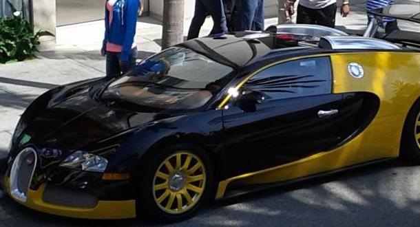 Bugatti Veyron Bijan Pakzad Edition   Veyron, Bugatti veyron, Bugatti
