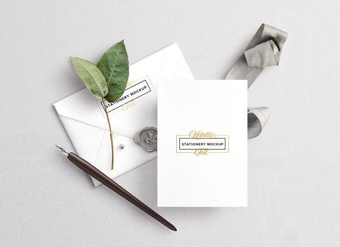 Free Wedding Stationery Mockups Set Free Mockups To Download