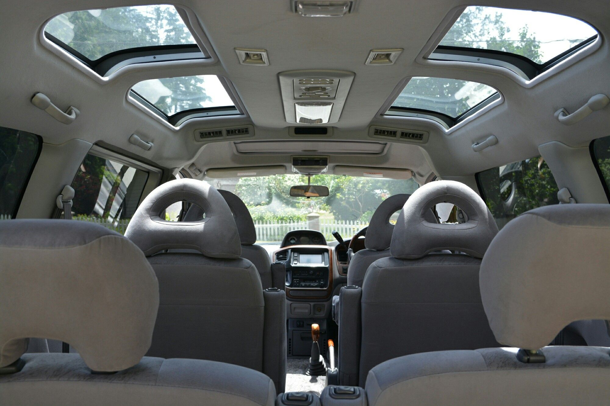 Best Van Ever Mitsubishi Delica Spacegear With A Crystalite Roof Cool Vans Overland Vehicles Delica