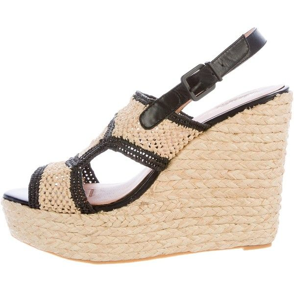 Pre-owned - Sandals Robert Clergerie 0Dp57q
