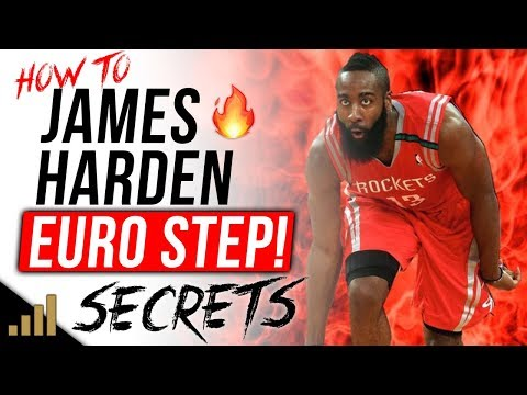 How To James Harden Euro Step Tutorial World S Best Basketball