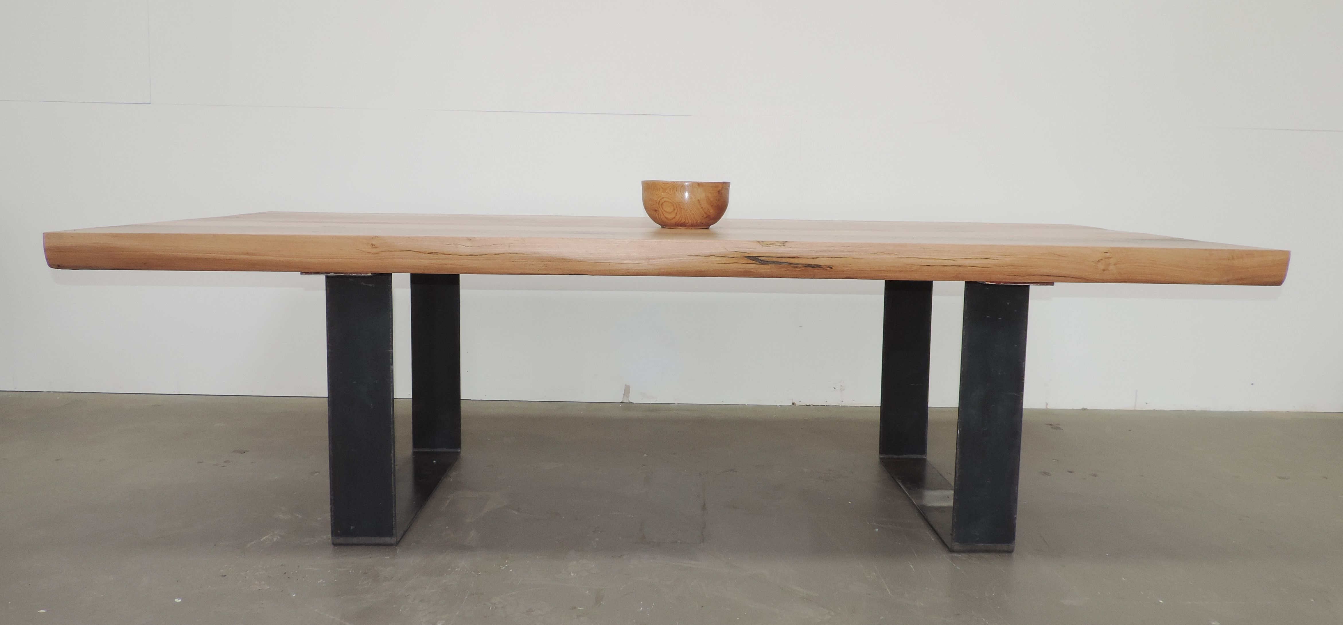 Recycled Bridge Timber Dining Table