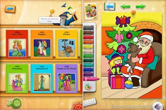 Magnificent Coloring Apps For Toddler Gift