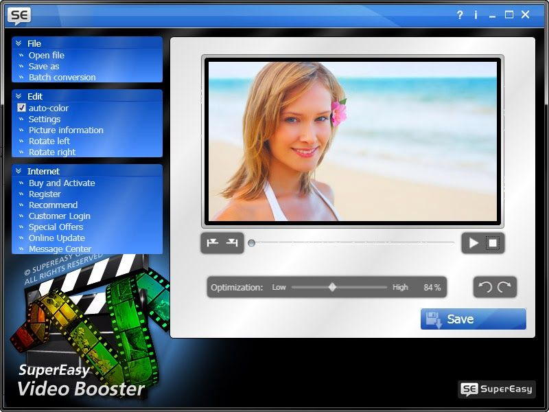 SuperEasy Video Booster licence key Free | MYGREATDEALS