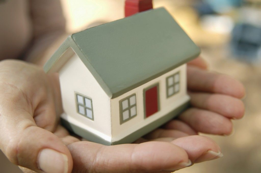 Own my own home - Tick!