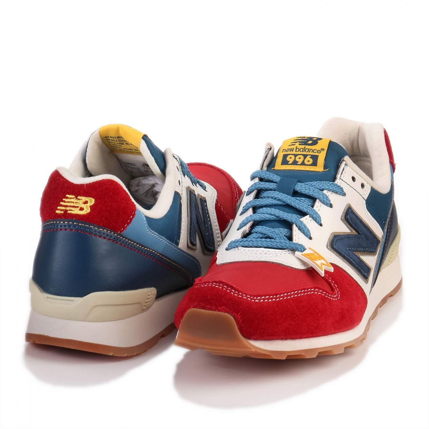 new balance wr996 red blue white