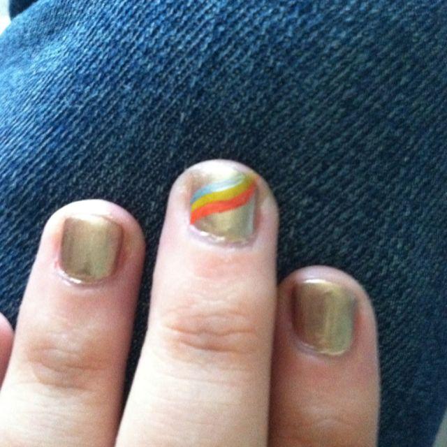 Nail design I did