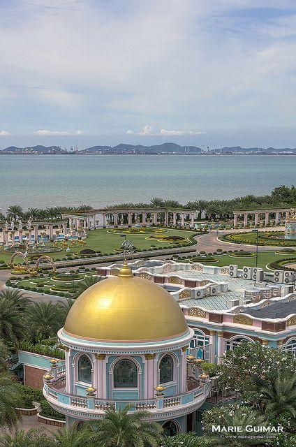 Sukhawadee Mansion (HDR) | Pattaya, Thailand | Pattaya ...