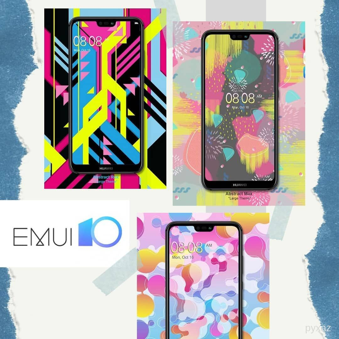 [UPDATED] EMUI 10 Theme with Icons Pack available at
