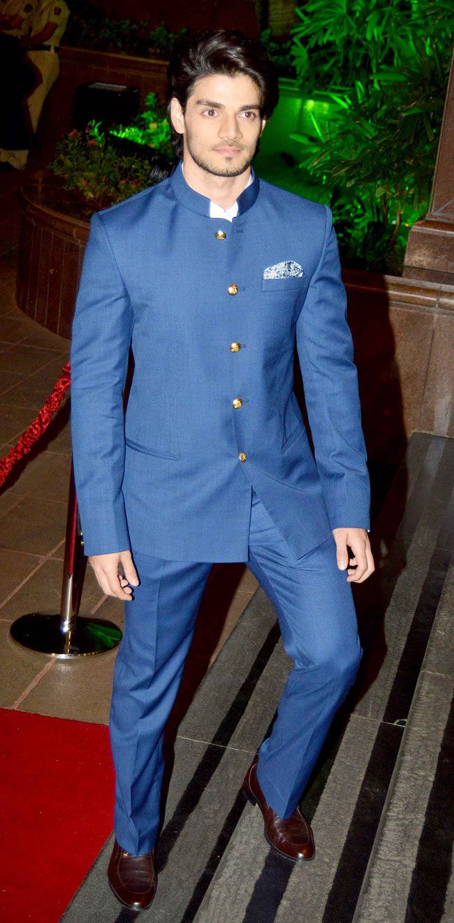 Sooraj Pancholi : In pictures: Arpita Khan\'s wedding reception in ...