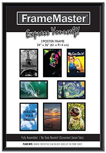 framemaster 24x36 poster frame 1pack