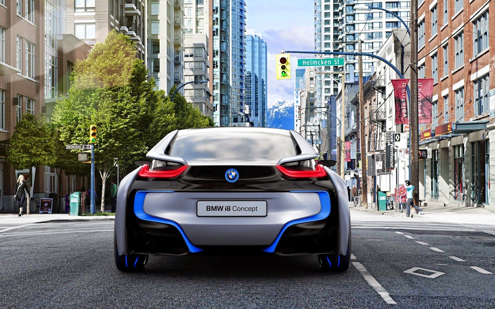 Bmw I8 Concept Wallsheets Desktop Wallpapers And Backgrounds