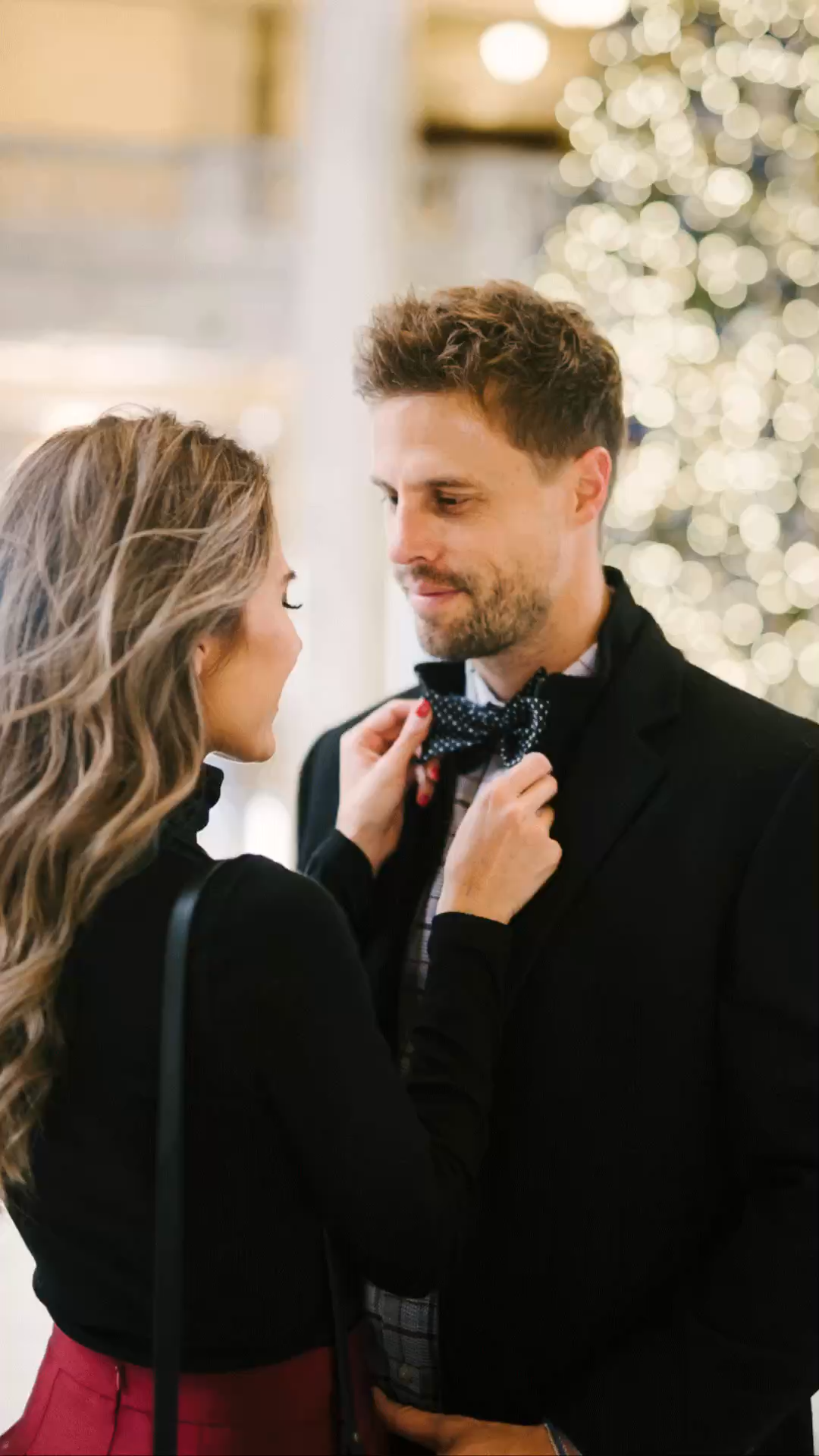 Couple's Christmas Shoot -   17 christmas photoshoot couples outfits ideas