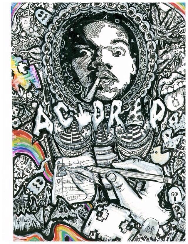 Chance The Rapper X Acid Rap
