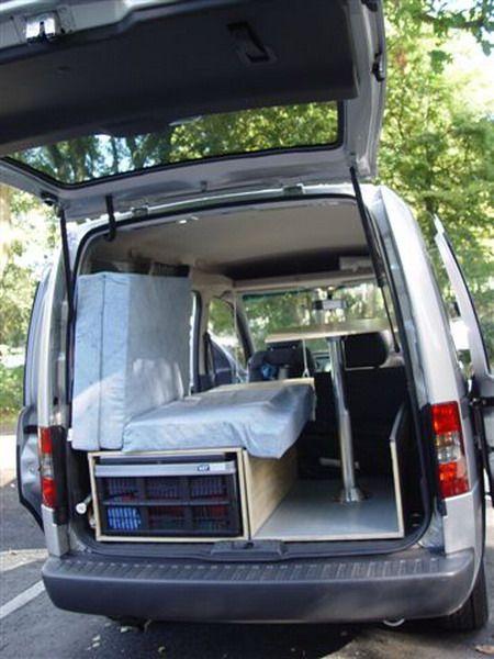 renault kangoo 1 4 a camping google suche mini camper. Black Bedroom Furniture Sets. Home Design Ideas