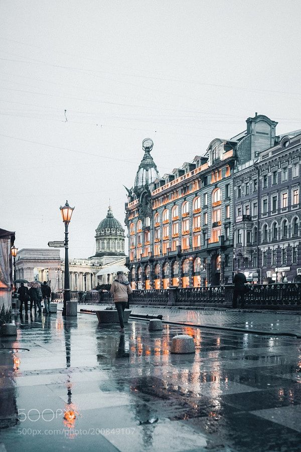 St. Petersburg by denbych