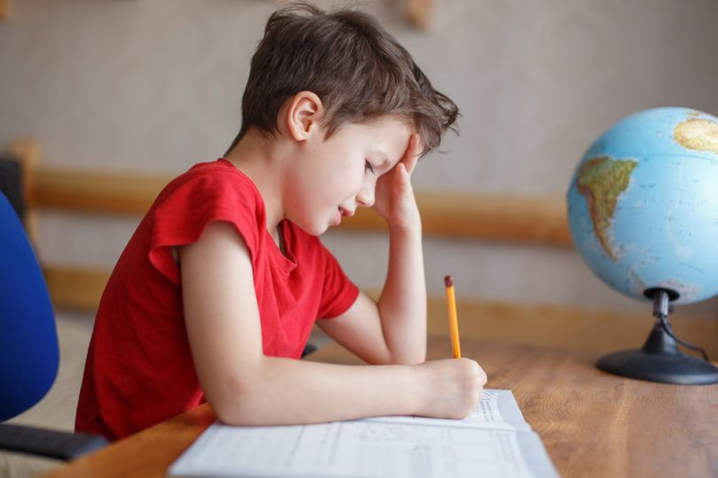 Do kids really need homework write argumentative paper thesis