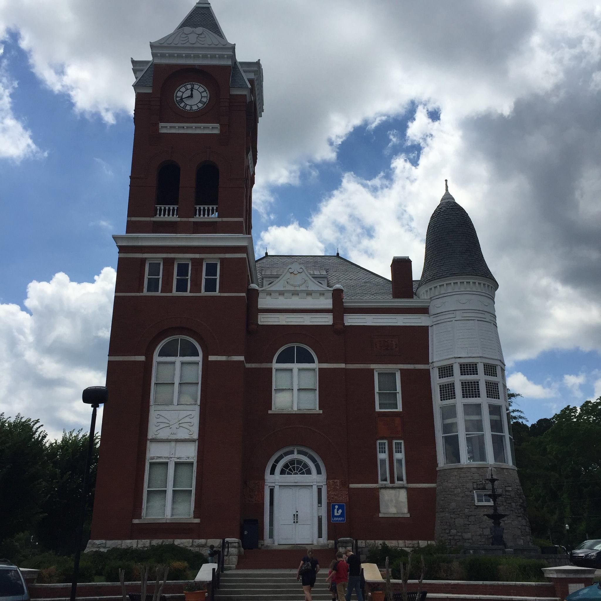 Historic Haralson County Courthouse. Buchanan,