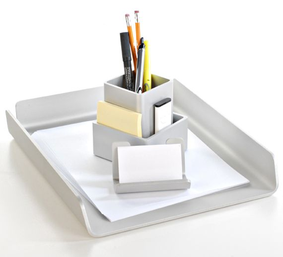 GIVEAWAY Deskology Modern Desk Accessories is part of Home Accessories Design Office Supplies - or should (depending on your perspective) be performed in an office (home or otherwise)  You need a place to work  and write your list  that is chock full