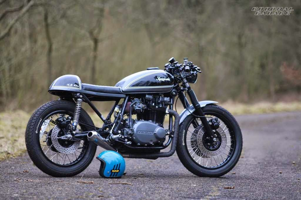 Pin Up And Cafer Racer