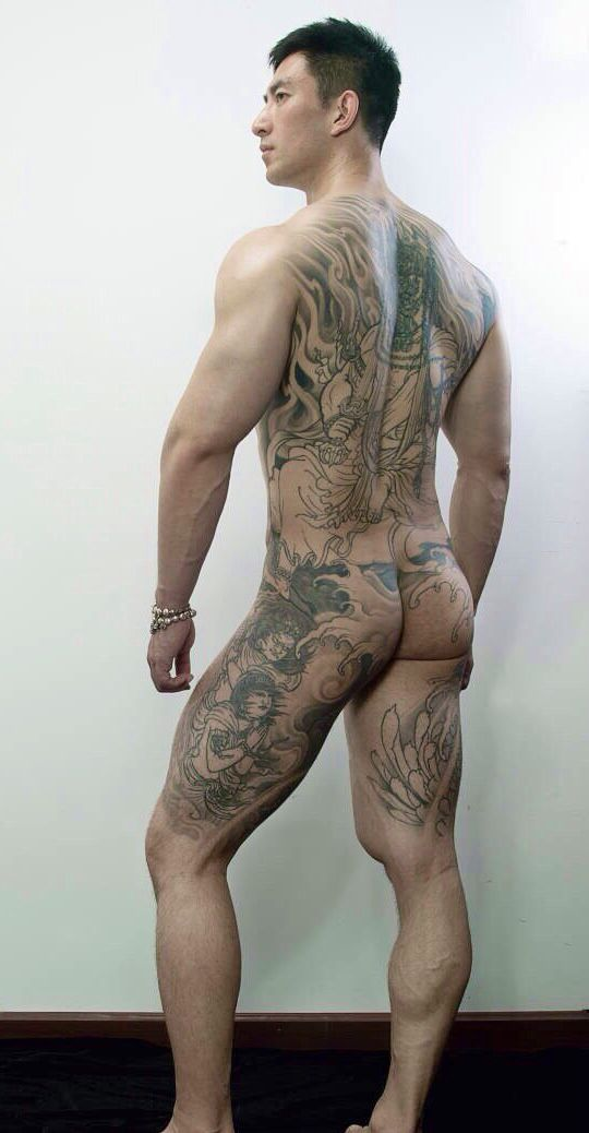 from Yahir sexy guys with tatoos porn