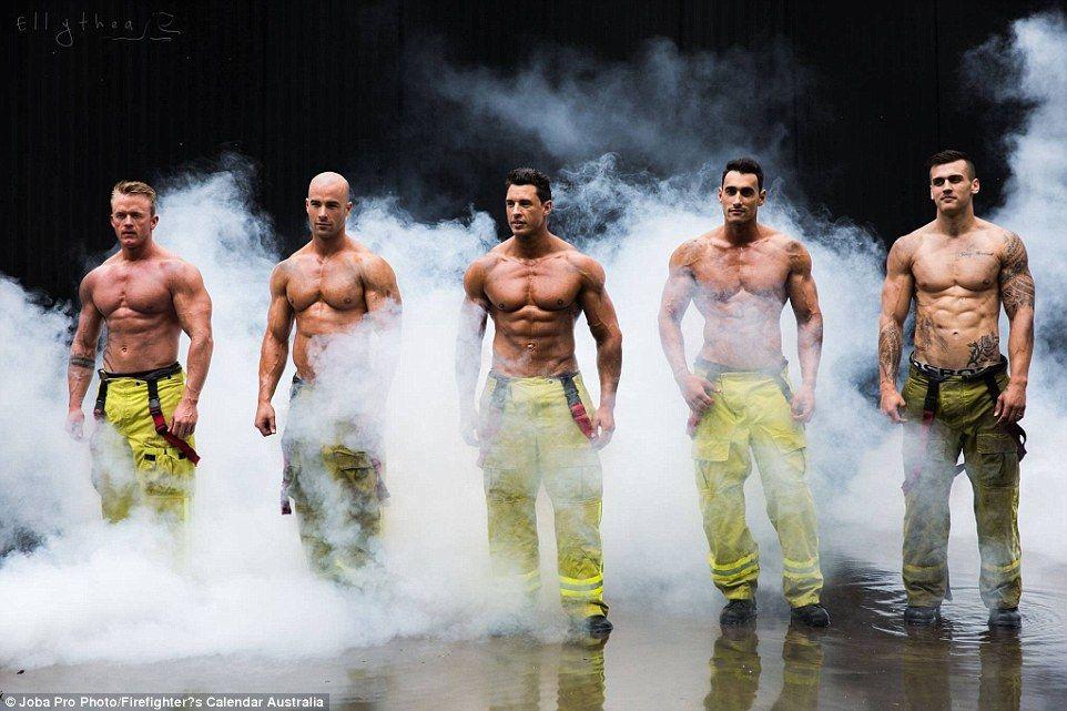 Hot Firefighters- Australian Firefighters Calendar 2018122