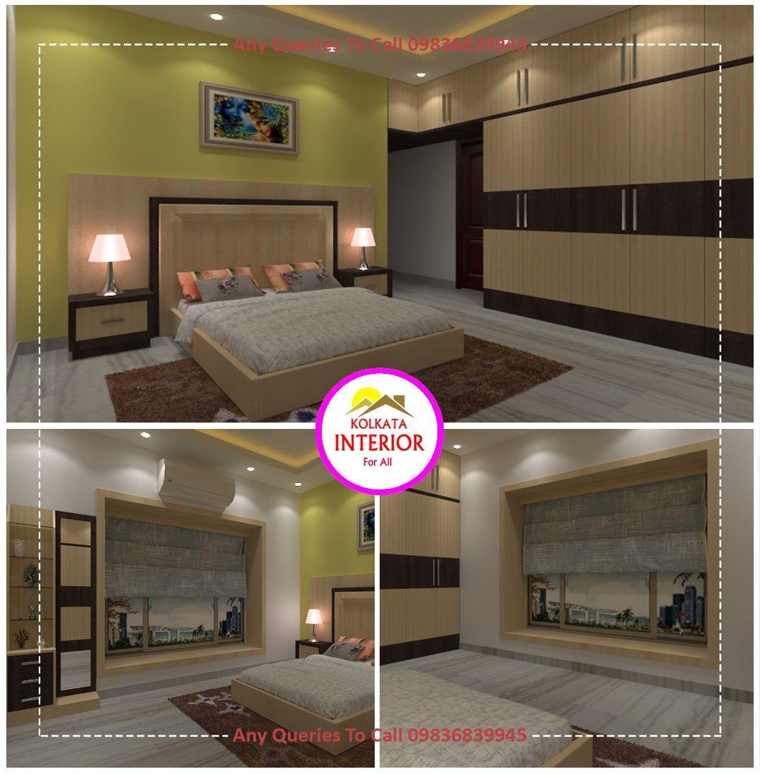 Interior Designer Kolkata Kolkata Interior Designer Offers Affordable Interior Designer Bedroom Interior Interior Decorating Bedroom Design
