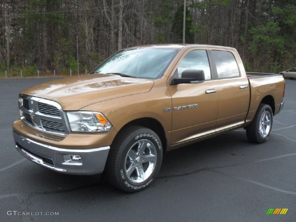 2012 Dodge Ram 1500 Saddle Brown Pearl 2012 Ram 1500 With Images