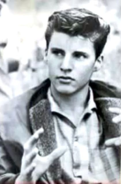 Image result for young ricky nelson