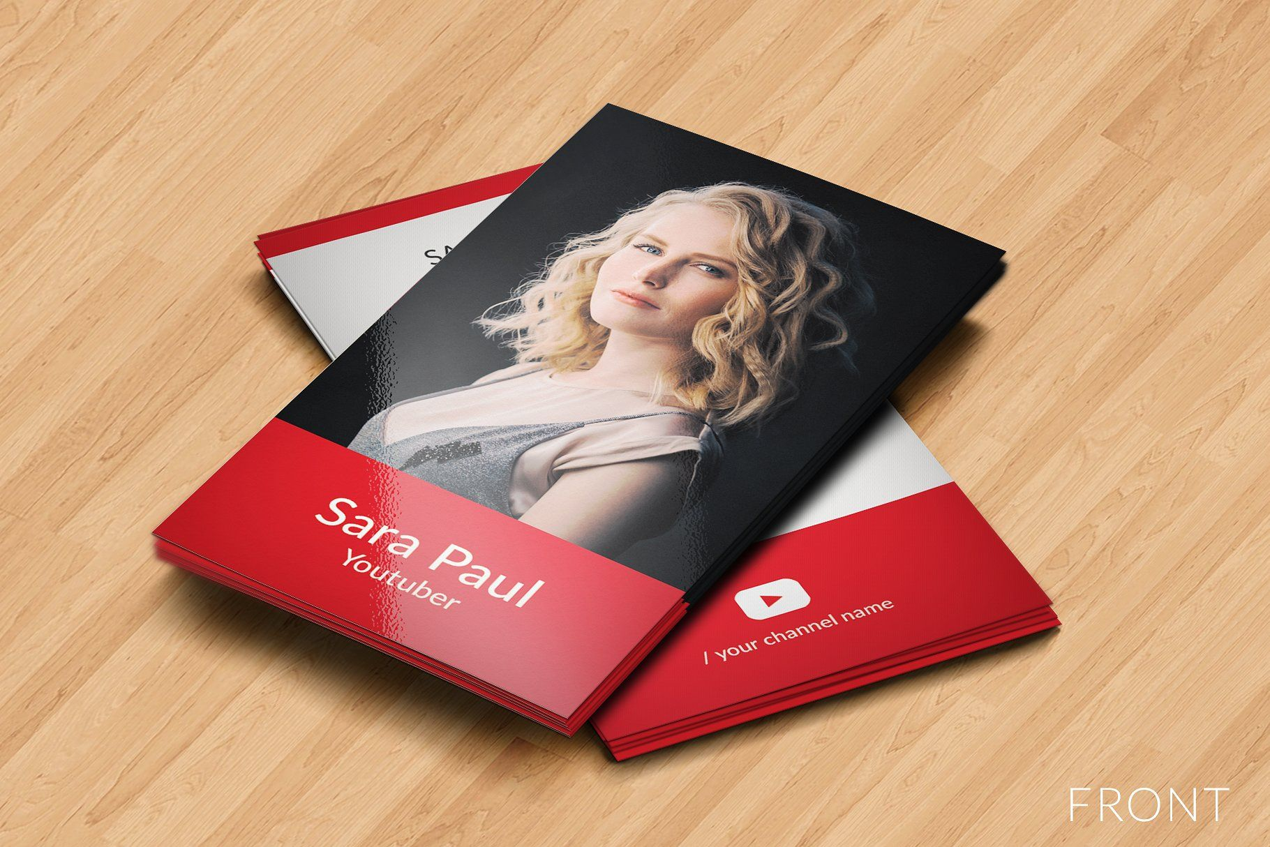 Youtube Business Card Youtube Channel Art Youtube Business