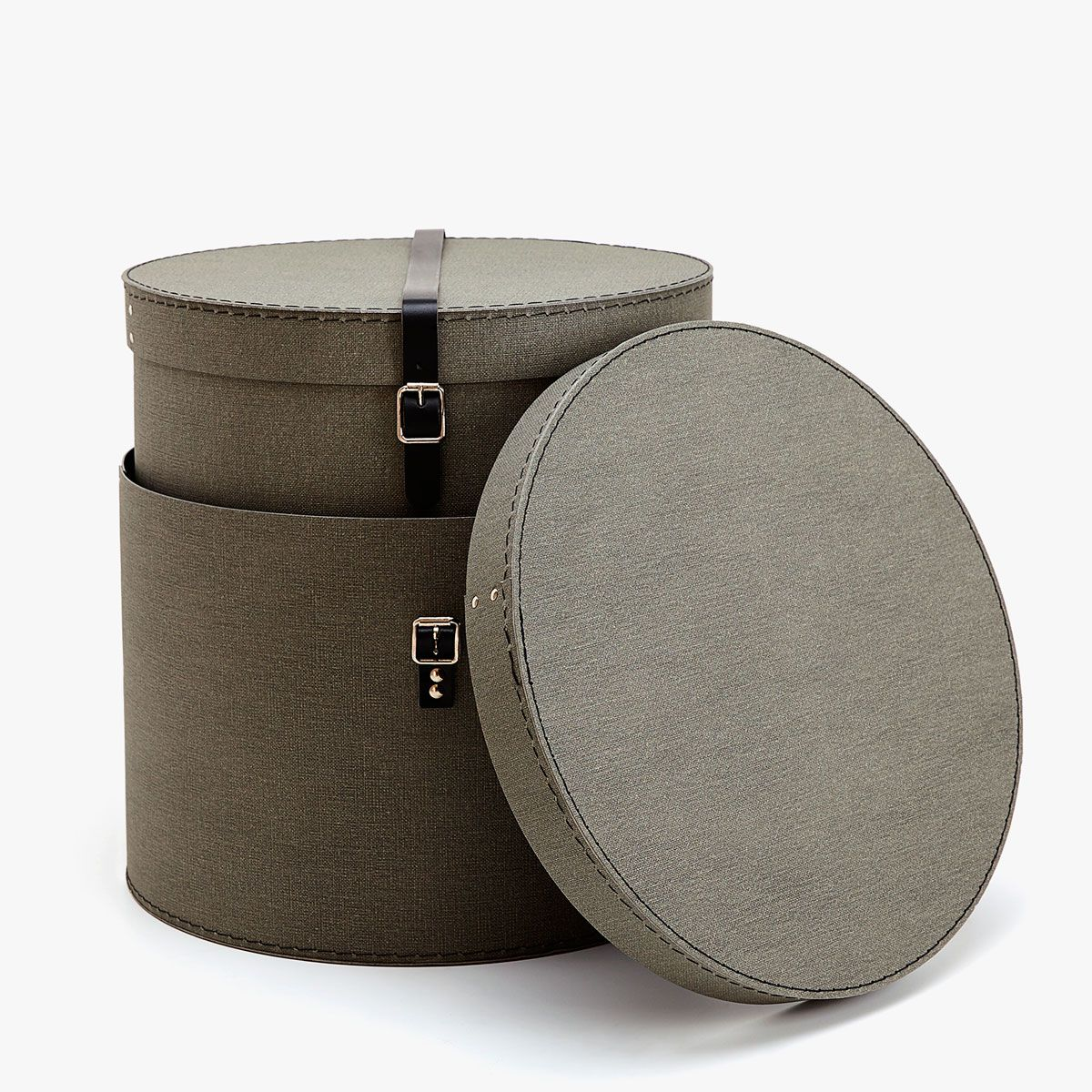 Good ROUND BELTED BOX   Boxes   Decoration | Zara Home Suomi / Finland