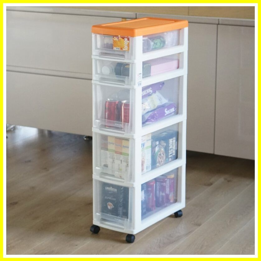 116 Reference Of Narrow Plastic Drawer Unit In 2020 Storage Drawers Drawer Unit Storage