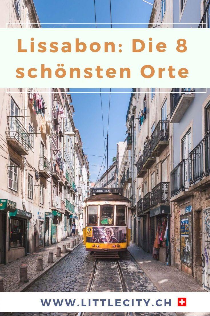 Lissabon Reisetipps: 8 top Sehenswürdigkeiten, Anreise, ÖV & Essen #bestplacesinportugal