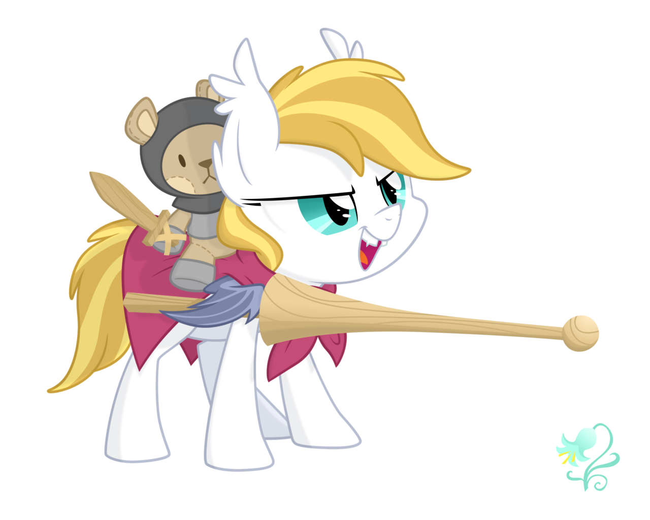 ThePonyArtCollection: Adorable OC Pony