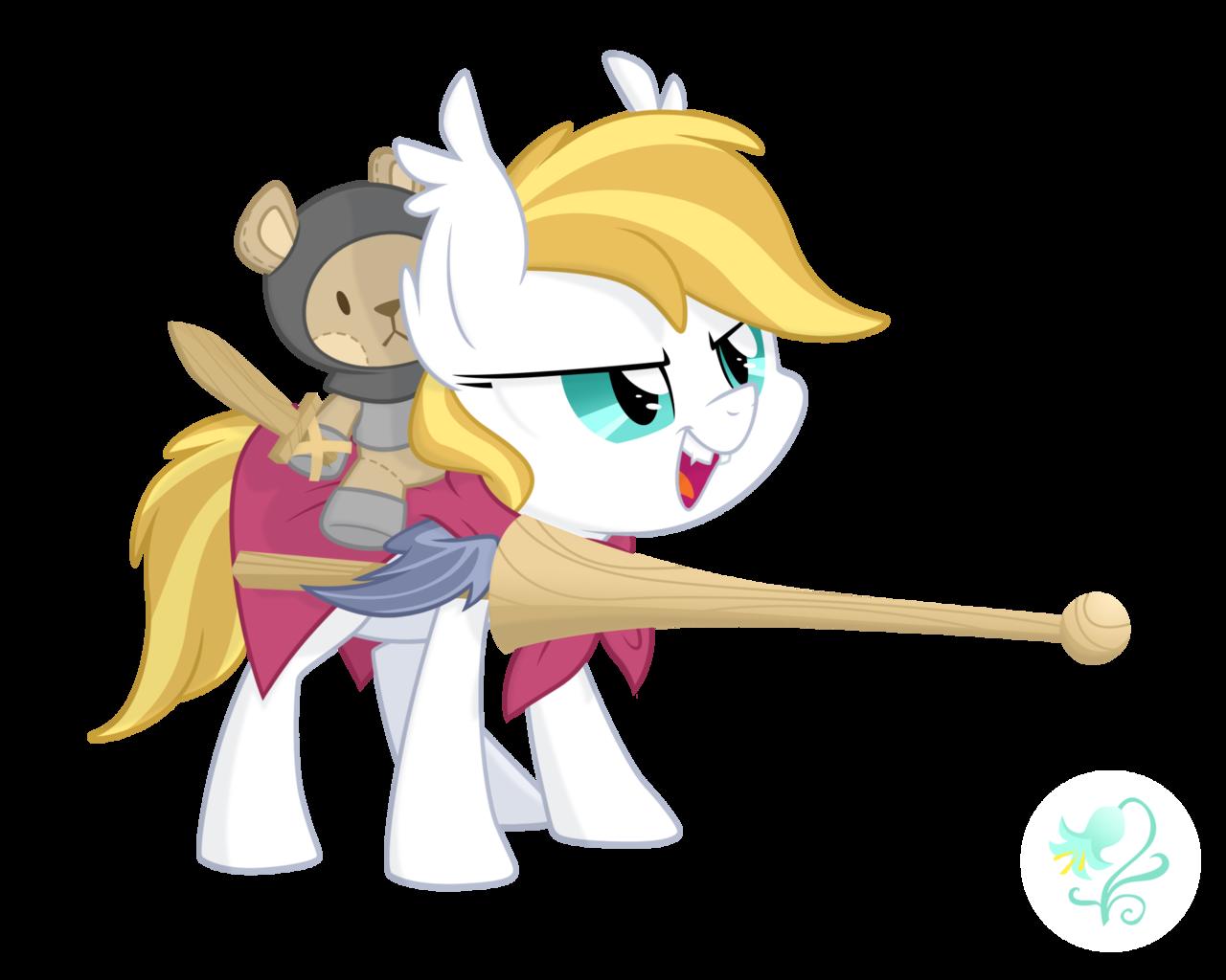 ThePonyArtCollection: Adorable OC Pony