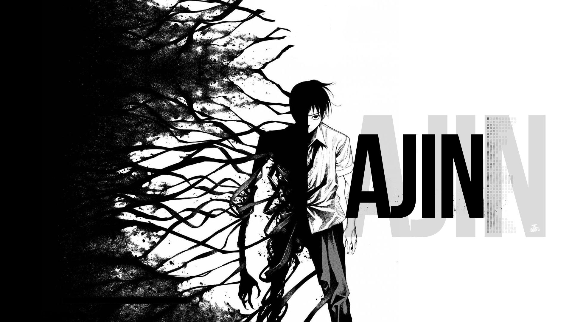Ajin anime by Anime Confessions on Ajin Ajin, Demi human