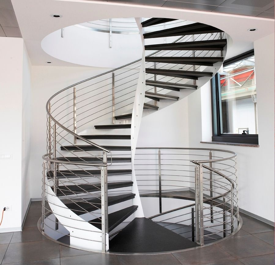 Spiral Steel Staircase Spiral Staircase for Your and Your Guests