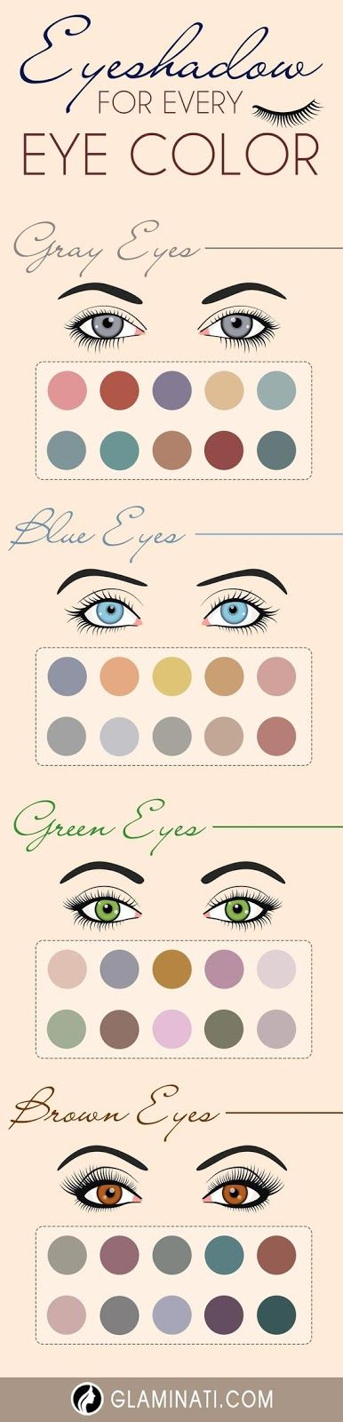 How to Pick the Best Makeup for Gray Eyes?