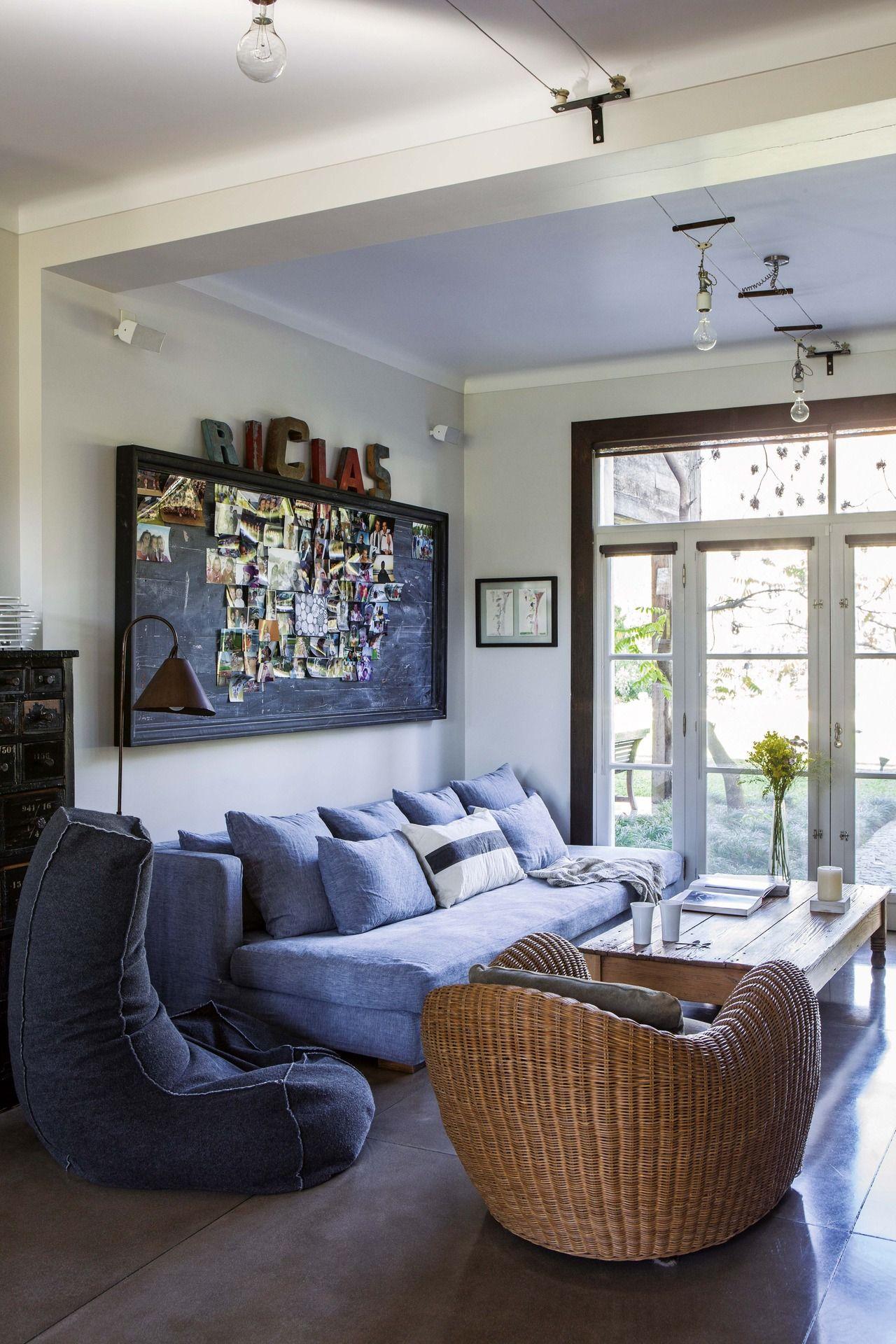 Enmarcada Una Casa En Talar Con La Galer A Como Protagonista  # Alejandra Hoeffner Muebles