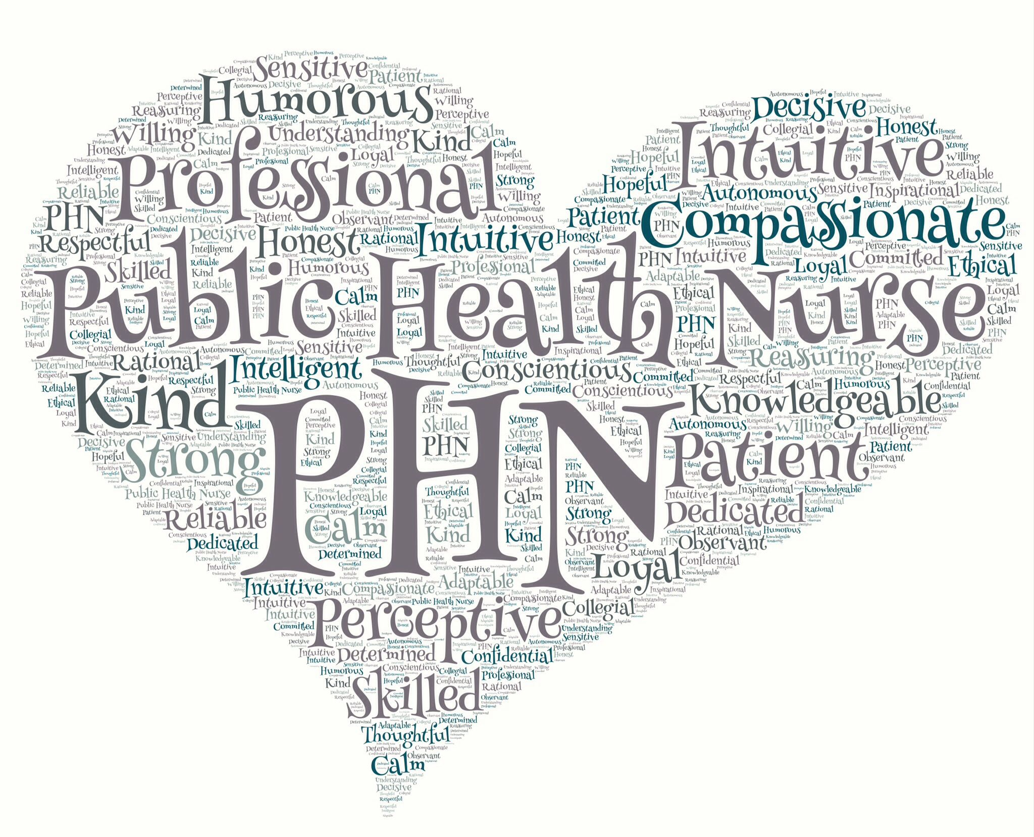 Be glad a public health nurse is concerned about you, your
