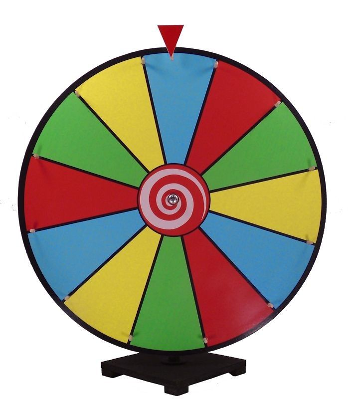 spin the wheel game 80 october carnival game ideas prize wheel wheel of fortune recycle. Black Bedroom Furniture Sets. Home Design Ideas
