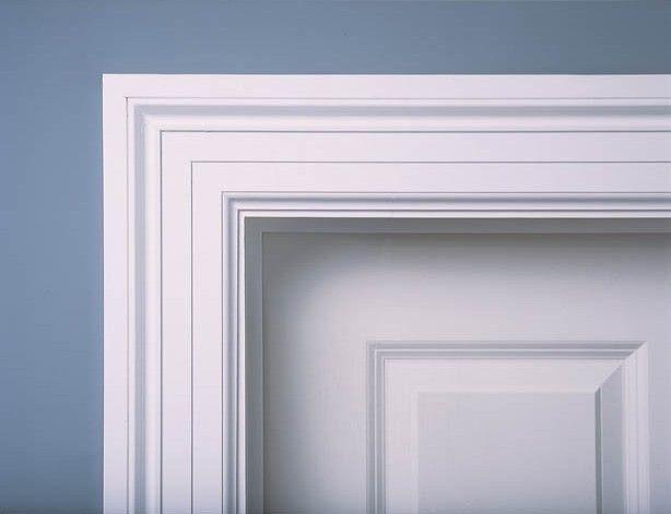 Colonial Revival Door Casing Moldings And Trim Window Door Trim Main Door Design