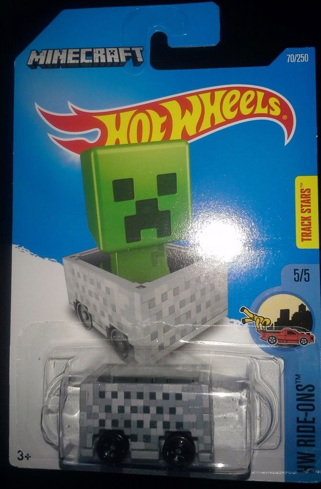 hot wheels 2016 ride ons 5 5 minecart wheels diecast and cars. Black Bedroom Furniture Sets. Home Design Ideas
